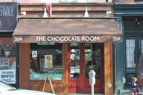 The Chocolate Room - Dessert Restaurant NYC, NY 11217