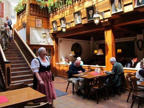 Bayerischer Donsil Near Marienplatz Best Restaurant In