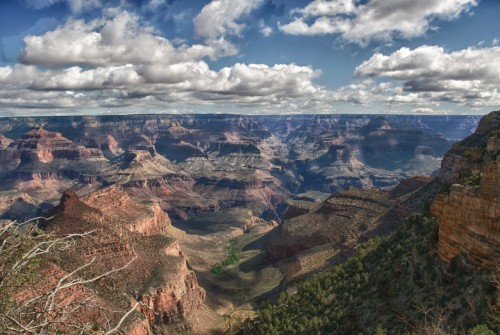 EL Tovar Dining Room – Grand Canyon National Park, AZ – The ...